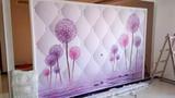 西安圣达广告3D无缝壁画